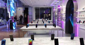 [EVENT] Ouverture de la boutique Huawei Paris Opéra