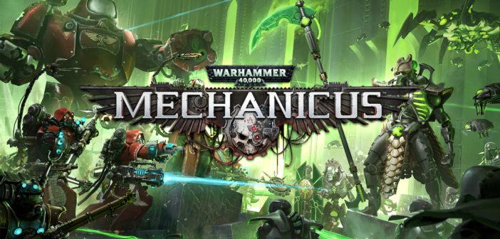 [TEST] Warhammer 40,000 : Mechanicus sur Switch