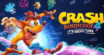 [TEST] Crash Bandicoot 4: It's About Time sur PS4