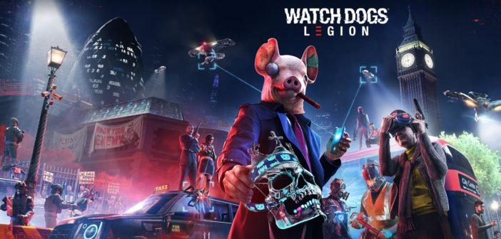 [TEST] Watch Dogs : Legion sur PS4