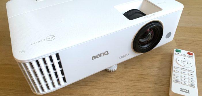 [TEST] Vidéoprojecteur Gaming TH685 by BenQ