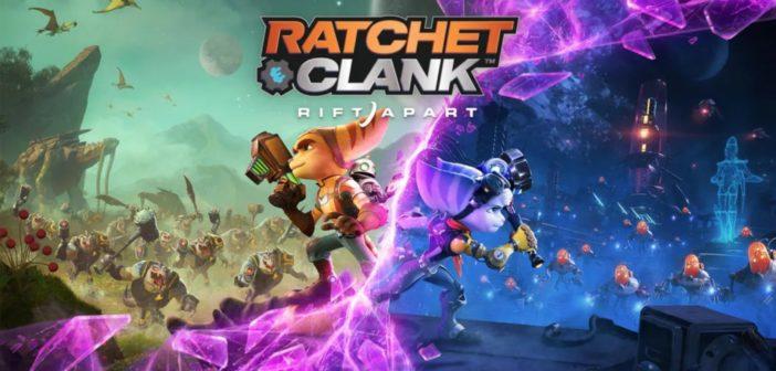 [TEST] Ratchet & Clank: Rift Apart sur PS5